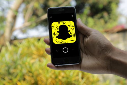 Snapchat Calls Can Now Be Made Using The iOS Phone App