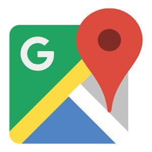 Google Maps will give you suggestions for parking while you're still in transit