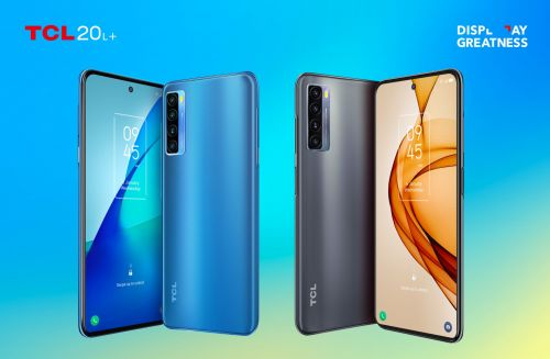 TCL launches the 20L, 20L Plus, and 20 Pro 5G with impressive displays and quad camera setups