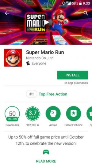 Google Is Testing New Play Store UI Highlighting Ranked Apps
