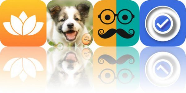 Today's Apps Gone Free: Essence, Moody, Jigsaw Wonder Puppies and More
