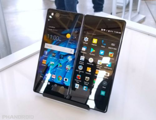 The ZTE Axon M is likely just the beginning of foldable smartphones