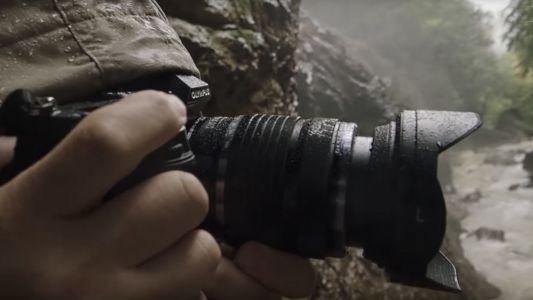 Olympus releases third teaser video for rumored OM-D E-M1X