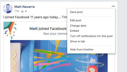 You Can't Delete Posts On Facebook's Desktop Web Version Anymore