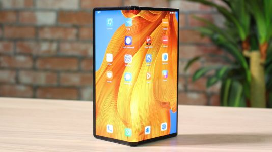 Huawei may be working on two different foldable smartphones