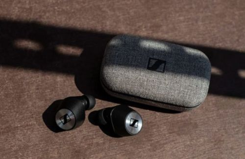 Sennheiser Unveils Their Momentum True Wireless Earbuds