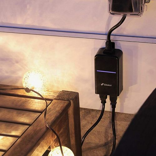 This iDevices smart plug on sale under $30 was built to weather the storm