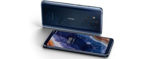 HMD Investigating Nokia 9 Fingerprint Sensor Issues