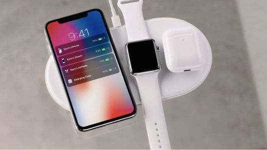 Apple's AirPower wireless charger could finally land in March