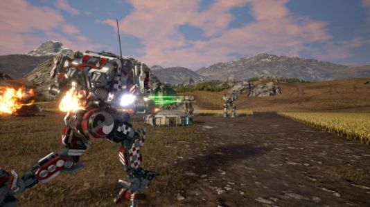 Video: Making MechWarrior 5 is a dream come true for Piranha Games