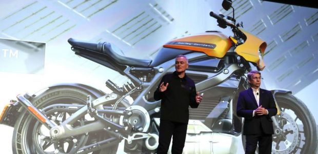 Harley-Davidson Launches First Electric Motorcycle That Can Do 120 MPH And 0 To 60 MPH In 3.5 Seconds