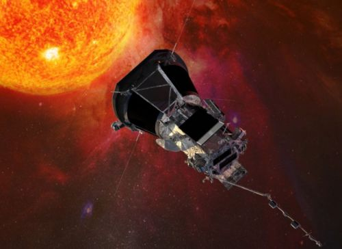 There's a new record-holder for closest human object to the Sun