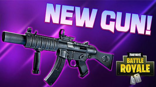 Fortnite Guide: Battle Royale SMG, Assault Rifle Hotfixes Update