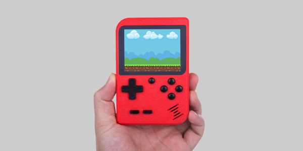 Relive your nostalgia for handheld gaming with the $30 GameBud