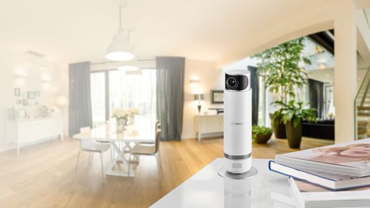 Take ultimate control of your home with Bosch Smart Home