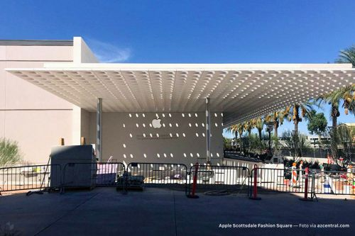 Five Apple Stores to Reopen This Saturday With Modernized Designs