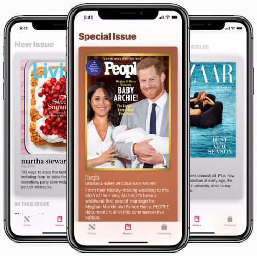 Apple Highlights 'Great Feedback' Received From Hundreds of Apple News+ Publishers