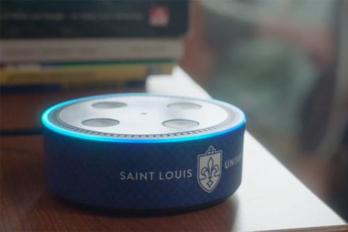 Saint Louis University To Install Echo Dots In All Student Residences