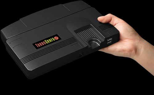Konami Launches Its Own Mini Console, The TurboGrafx-16