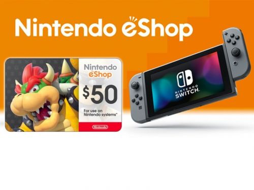 Snatch a discount on a Nintendo eShop game with this $50 gift card for $43