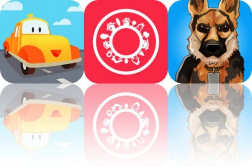 Today's Apps Gone Free: Tom the Tow Truck, Living Planet and Get 'Em