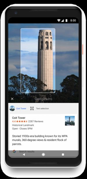 Google Lens is headed to all Android devices thanks to Google Photos