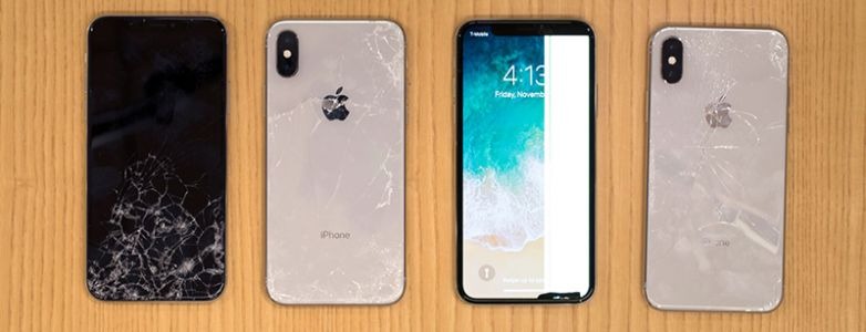 IPhone X Named 'Most Breakable iPhone Ever' as Glass Shatters in Series of Drop Tests