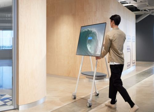 Surface Hub 2S advances Microsoft's vision to empower teams in today's modern workplace
