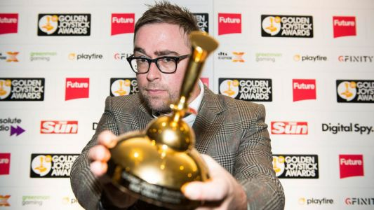 Voting is now open for the Golden Joystick awards