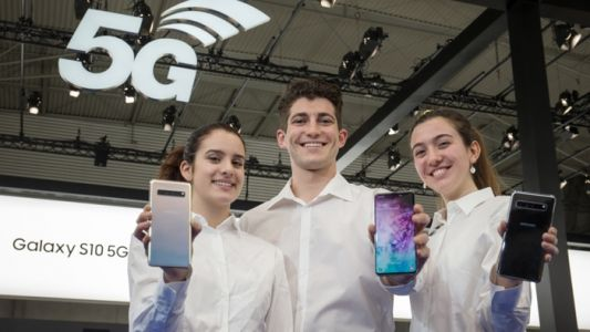 Samsung Galaxy S10 5G could launch in a few weeks