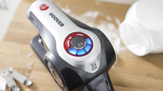Get a great price on your next vacuum purchase - a Hoover Cordless vacuum