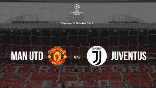 Manchester United vs Juventus live stream: how to watch today's Champions League football online