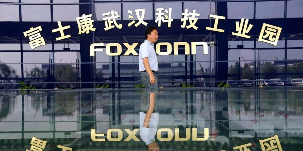 Foxconn doesn't deny layoffs at iPhone plant, but says recruiting elsewhere