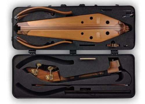 TravelBass collapsible double bass