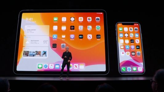 IPadOS puts Apple's tablets on the road toward being computer killers