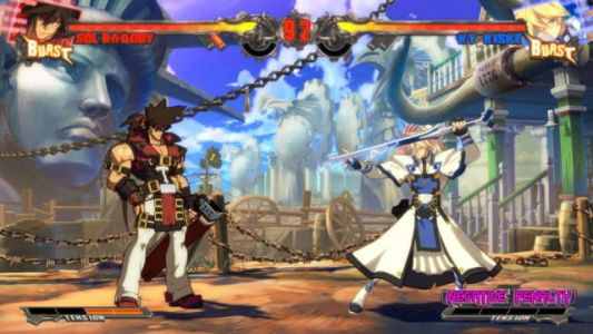 This Girl's Boyfriend Challenged Her Father To A Game Of Guilty Gear