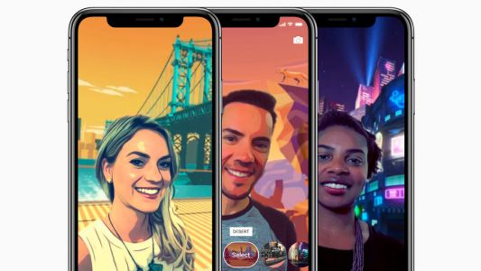 OLED iPhone X may come in larger sizes in the future