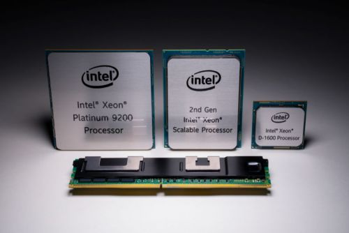 Intel's new assault on the data center: 56-core Xeons, 10nm FPGAs, 100gig Ethernet