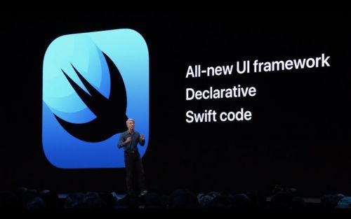 Apple Unveils New SwiftUI Framework For Building App Interfaces Using Less Code