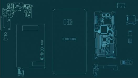 HTC Exodus blockchain smartphone expected to launch next in December