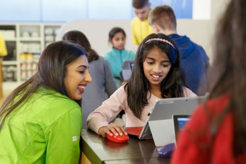 Announcing new Microsoft Store Summer Camps to provide students with real-world digital skills