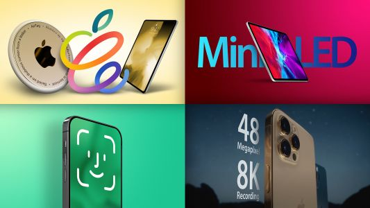Top Stories: Apple Event Next Tuesday, Mini-LED iPad Pro, iPhone Rumors