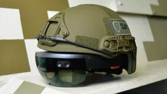 Microsoft's HoloLens will be used in US Army combat missions