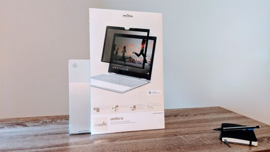 Moshi Umbra for Pixelbook Review: Google's standard-issue privacy protector