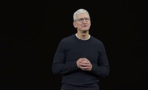 """Tim Cook says """"we must do more"""" in memo to employees about George Floyd"""