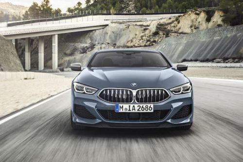 BMW 8 Series Coupe Appears On Video