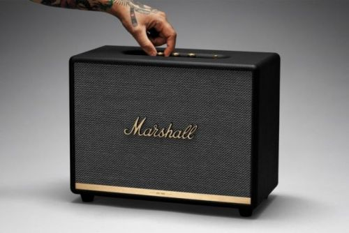 Marshall Updates Its Bluetooth Speaker Lineup