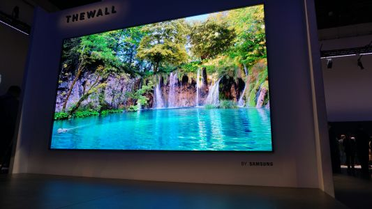 Samsung patents 'The Wall Luxury' TV - more big screen excess on the way