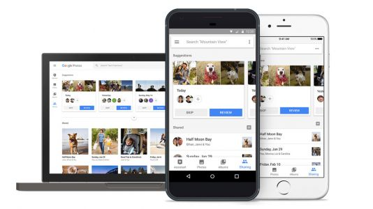 Share the love with Google Photos' new Favorites feature