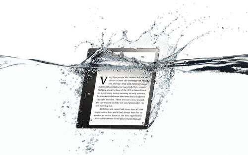 The luxury Kindle Oasis get discounted for the first time by £50